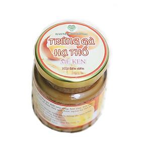 Trứng Gà Ta Hạ Thổ Mẹ Ken (ngừa nám, tàn nhang, cấp ẩm cho da, xông hơ sau sinh) 100ml