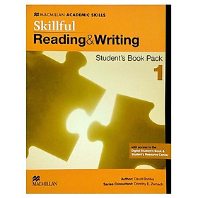 Skillful ReadingandWriting 1 : Student Book with Digibook (Asia Edition)