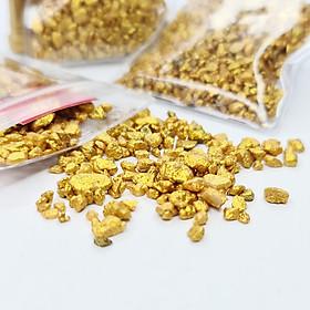 3 Gói Gạo Vàng Thần Tài - 150g - Mx - Chiêu Tài Lộc, Cầu Tiền Tài
