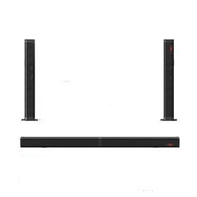 Loa thanh loa soundbar dùng cho smart tivi SK30-Optical có ổ cắm đa năng đi kèm