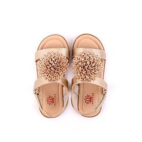 Sandals bé gái Crown Space Crown UK Princess sandals CRUK7017 - Màu Vàng