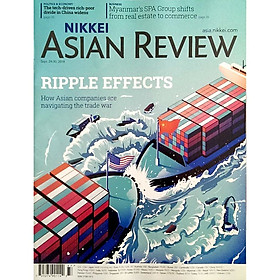 Download sách Nikkei Asian Review: Ripple Effects - 37