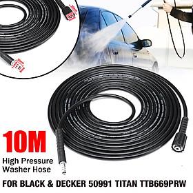 10M Hochdruckschlauch Verl?ngerung 5800PSI M22 für Hochdruckreiniger