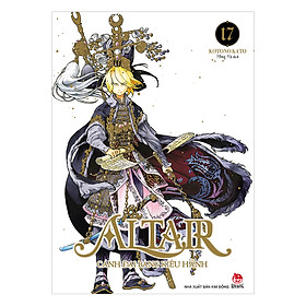 Altair - Cánh Đại Bàng Kiêu Hãnh - Tập 17