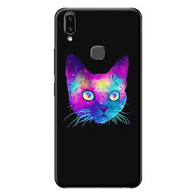 Ốp Lưng Dành Cho Vivo V9 - Mèo 7 Màu