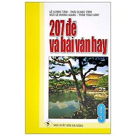 207 Để Và Bài Văn Hay 9