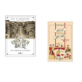 Combo 2 cuốn sách: Một chiến dịch ở Bắc Kỳ  + Đất Lề quê thói