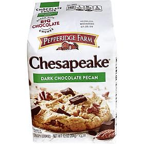 Bánh Vị Socola Đen Và Hạt Bồ Đào Chesapeake Pepperidge Farm (204g)