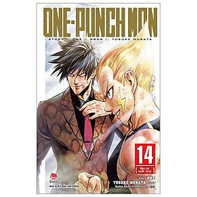 One-Punch Man Tập 14: Bên Bờ Tuyệt Vọng (Tái Bản 2019)