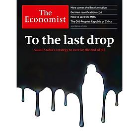 [Download sách] The Economist: To the Last Drop - 44.19
