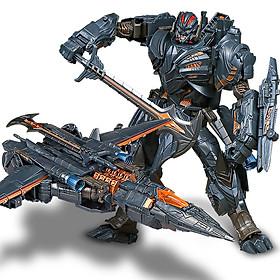 Robot biến hình phi cơ Transformer mẫu 601B