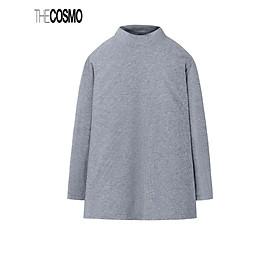 Áo Thun Nam The Cosmo STEVE MOCK NECK TEE 3 Màu TC1021081