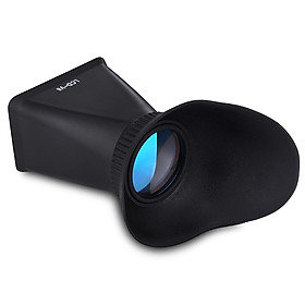 2.8X Magnifier LCD Screen Viewfinder Eyecup Extender Hood for Canon EOS M / EOS-M II