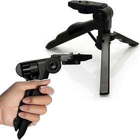 """Kẹp cầm tay SmileBox kiêm tripod mini để bàn hỗ trợ quay video, livestream cho điện thoại, gopro, máy ảnh chuẩn đinh ốc 1/4"""""""