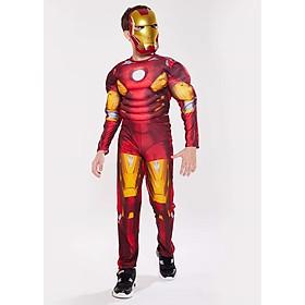 Trang Phục Người Sắt Iron Man Trẻ Em Trang Phục Avengers Trang Phục Halloween Siêu Anh Hùng Cho Trẻ Em