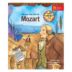 [Download sách] Những Bộ Óc Vĩ Đại: Nhà Soạn Nhạc Thiên Tài Mozart (Tái Bản 2018)