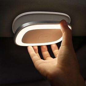 Đèn led gắn trần ô tô, phòng khách, bếp cao cấp Baseus CRYDD01-01 - Hàng nhập khẩu