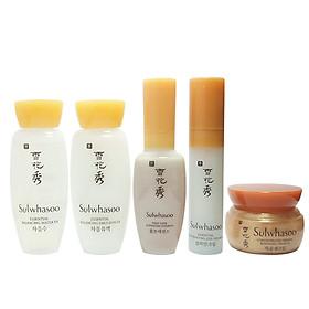 Bộ 5 sản phẩm dưỡng da Sulwhasoo  đi du lịch
