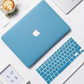 Combo ốp màu Xanh Pastel bảo vệ cho Macbook đủ dòng