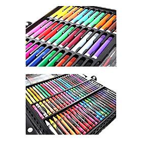 Bộ bút màu 151 chi tiết cho bé (Màu ngẫu nhiên)
