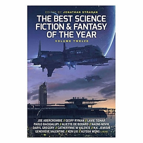 Best Science Fiction And Fantasy Of Theyear Vol 12