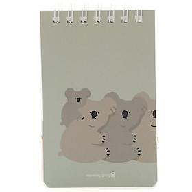 Sổ Ghi Chú Morning Glory Koala Ala 83847 - Mẫu 4