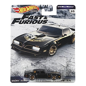 Siêu xe Hot Wheels Fast & Furious PONTIAC FIREBIRD TRANS AM GBW88/GBW75