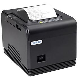 Máy in nhiệt - in bill (hóa đơn) Xprinter Q200 - Chính Hãng