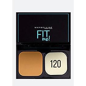 Phấn Nền Maybelline Fit Me Skin-Fit Powder Foundation 9gr Siêu Mịn Màng PM714