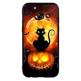 Hình đại diện sản phẩm Ốp lưng Halloween viền TPU cho điện thoại Samsung Galaxy A3 2017 - Mẫu 05
