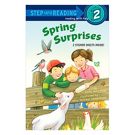 Spring Surprises (Step into Reading 2)