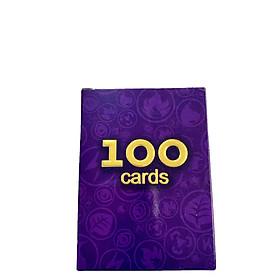 Bộ Thẻ Bài Chơi Pokemon 100 Thẻ (49V,11Vmax,59Tagteam,1Gx) Thẻ Tiếng Anh Cao Cấp