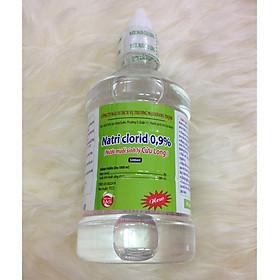 Nước Muối Sinh Lý- Natri Clorid 0,9% 500ml