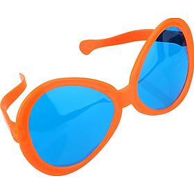 Glasses Word Cup Oversize Soccer Fan Festival Cosplay Costume Eye Wear Accessory