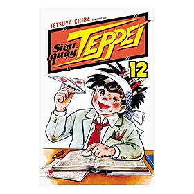 Siêu Quậy Teppei - Tập 12