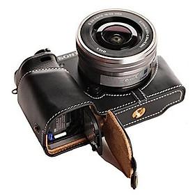 Half case - Bao da máy ảnh Sony A6000/ A6300/ A6500
