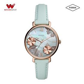 Đồng hồ Nữ Fossil dây da ES4813