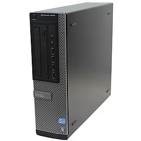 Máy tính để bàn Đồng Bộ Dell Optiplex  ( Core I5 3470 / RAM 8G / SSD 256GB ) - Cấu hình mạnh mẽ - Chuyên dùng cho văn phòng - học sinh - sinh viên - doanh nghiệp - Hàng Nhập Khẩu (Đen)