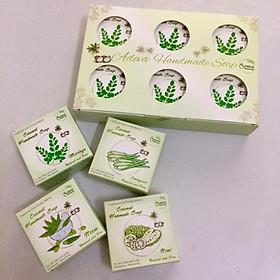 Xà bông handmade soap  - SET 6 SOAPS