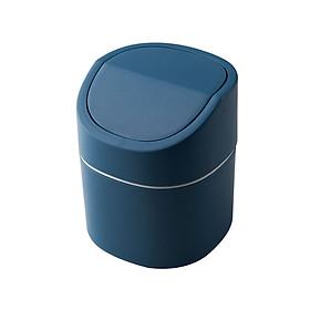 Thùng Rác Mini Phòng Ngủ, Toilet, Xe Hơi Khả Năng Giữ Mùi 90%