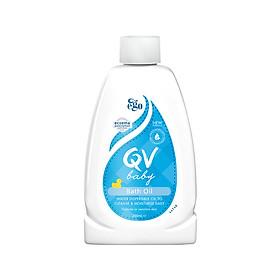 Ego QV Baby Bath Oil - 250mL Australia