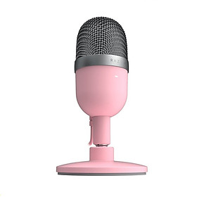 Micrô phát trực tuyến mini Razer Seiren Razer Seiren để phát sóng trực tiếp, micrô phát trực tuyến siêu nhỏ gọn siêu cardioid