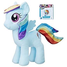 Pony bông 30 cm- Rainbow Dash MY LITTLE PONY C0114/B9817