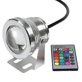 Đèn LED Trang Trí Dưới Nước Có Điều Khiển Từ Xa IP65 12V (10W)