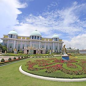 Vé Lâu Đài Tỷ Phú (Baan Sukhawadee) Ở Pattaya, Thái Lan