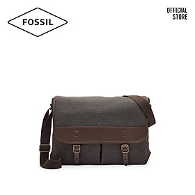 Túi đeo chéo nam thời trang Fossil Buckner Messenger MBG9355001 - màu đen