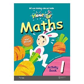 Hooray Math – Để Con Không Còn Sợ Toán (Activity Book 1)