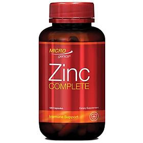 Microgenics Zinc Complete 120 Capsules