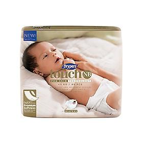 Tã Dán Drypers Touch Newborn NB80 (80 Miếng)