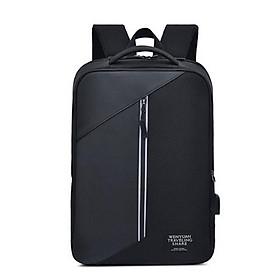 Balo thời trang nam nữ cao cấp có lớp chống sốc đựng laptop, Balo laptop 15.6 inch, Balo đi làm, đi học, công sở( Tặng kèm tai nghe 99k)